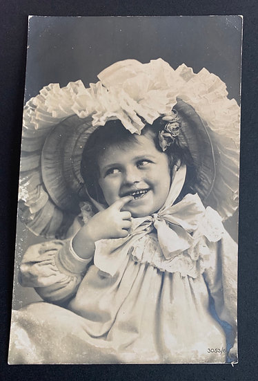 Early German Postcard
