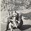 Thumbnail: Man with a Dog Postcard