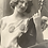 Thumbnail: Edwardian Lady with violin