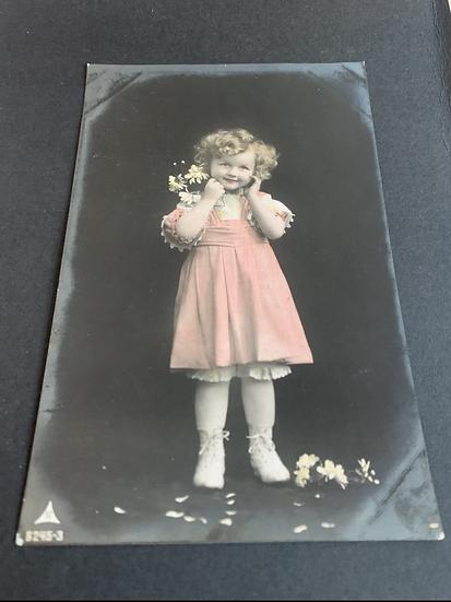 Bromide Series Postcard c1918