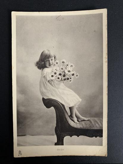 1910 Tucks Real Photo Postcard