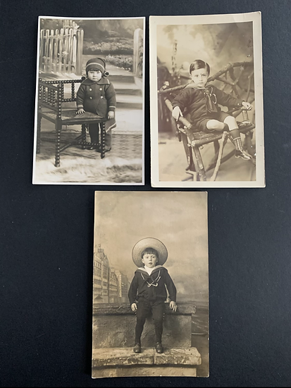 Edwardian Set 3 Boys