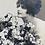 Thumbnail: Beautiful Edwardian Lady Postcard