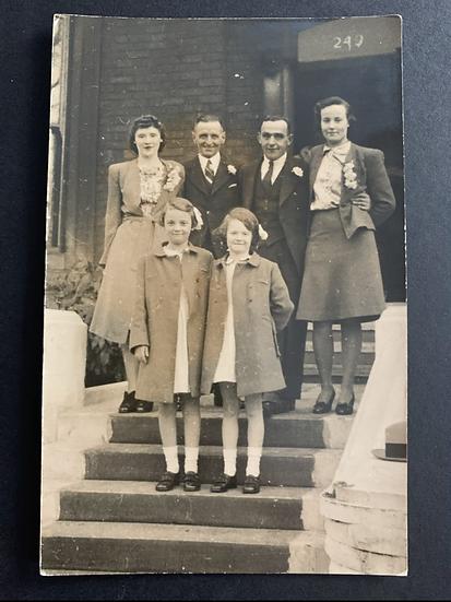 Portrait of People 1940s