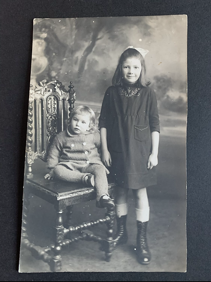 Alfred & Lilian December 1923