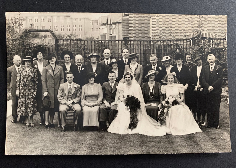 Anonymous Wedding c1946