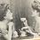 Thumbnail: Gibson Girls - Real Photo Edwardian Postcard