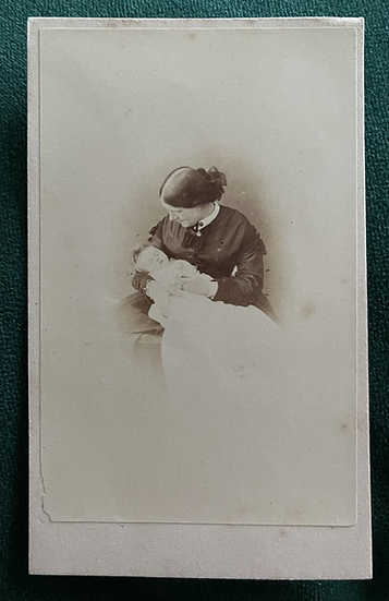 Mother with Post Mortem Baby