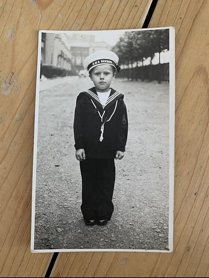Little Sailor Boy - HMS Benbow
