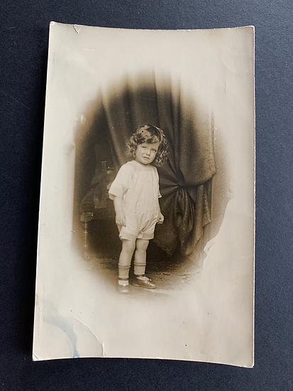 Portrait of a Pretty Child