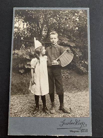 Delightful children CDV 1905