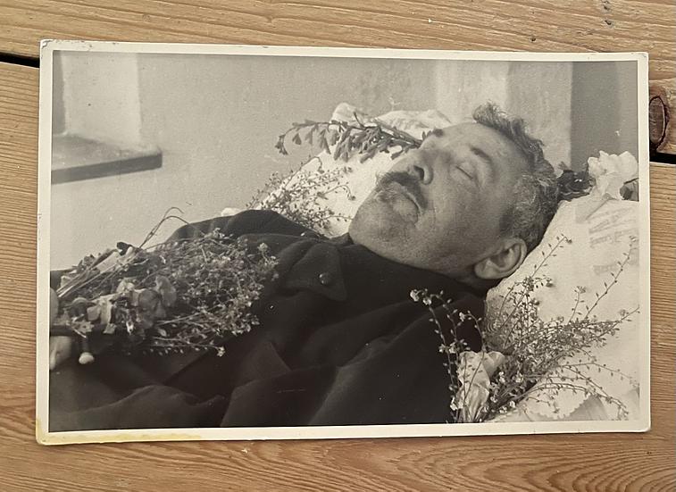Post Mortem European Man