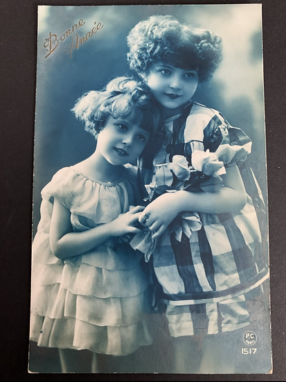 French Real Photo Postcard