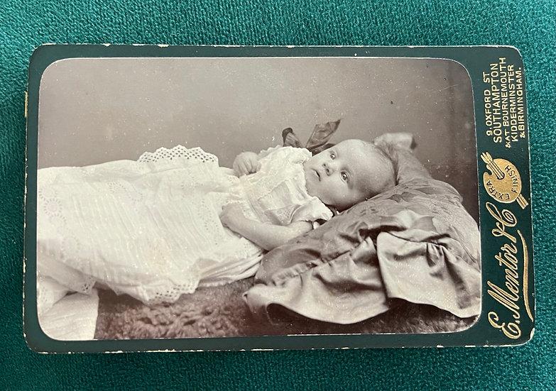Possible Post Mortem Baby CDV