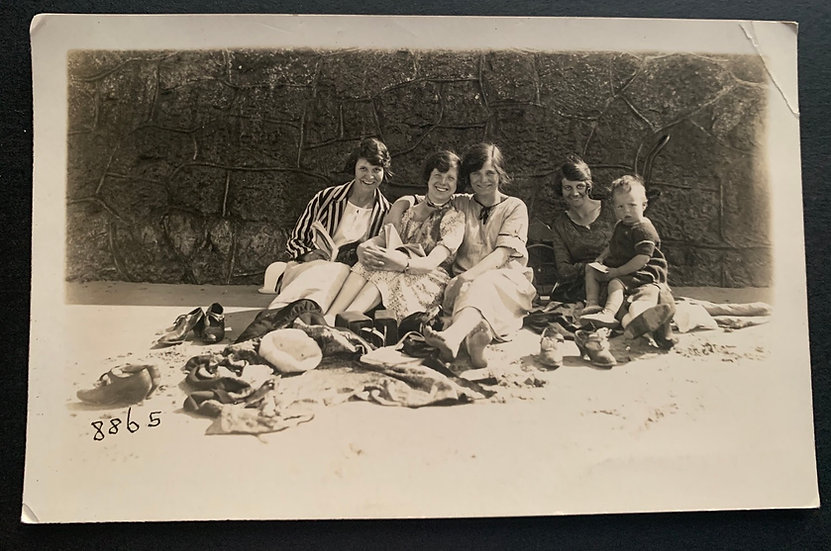 Lovely Seaside Postcards - Margate c1930s