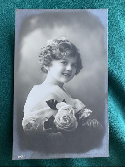Beautiful Art Nouveau Postcard