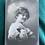 Thumbnail: Beautiful Art Nouveau Postcard