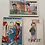 Thumbnail: 3 x Fun Comedy 1920s Illustrated  Postcards
