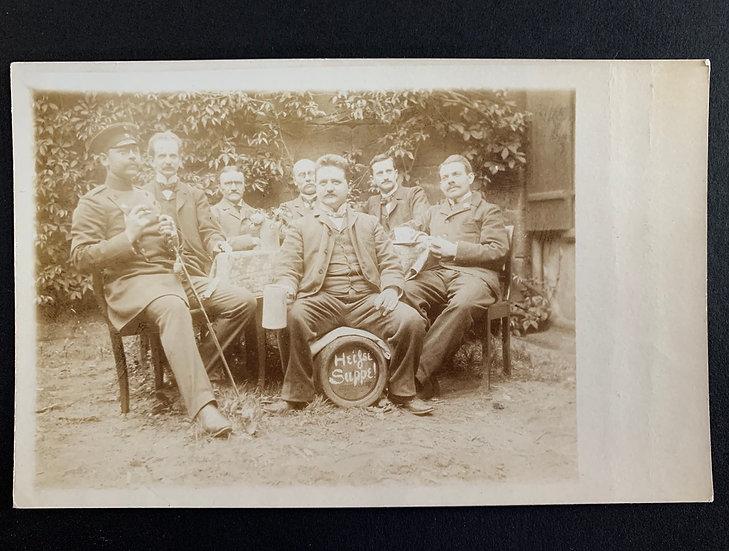 German Group/Military Men