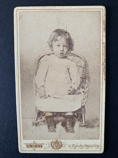 Child in Boots