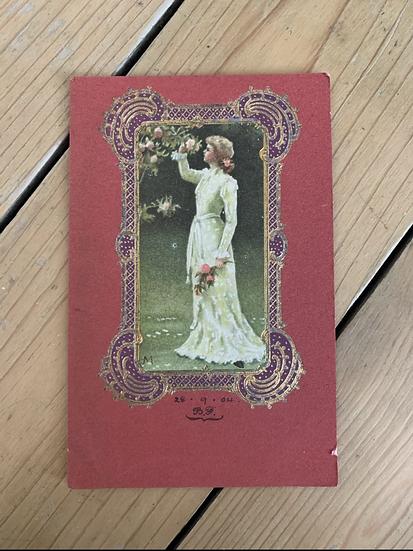 Early European Postcard 1904