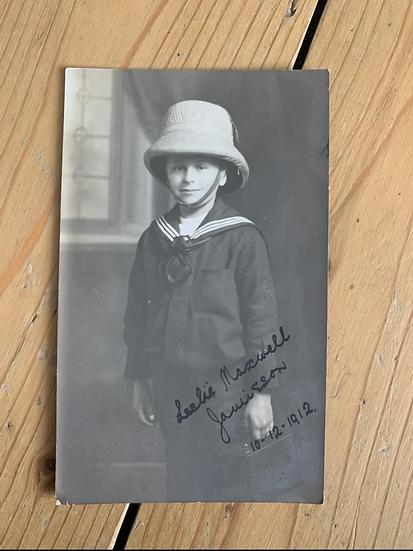 1912 Little Sailor Boy