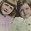 Thumbnail: 1905 Hand Tinted Portrait of Girls
