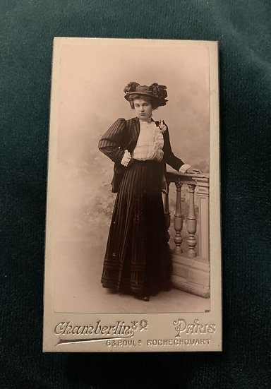 Lady with Attitude - mini CDV