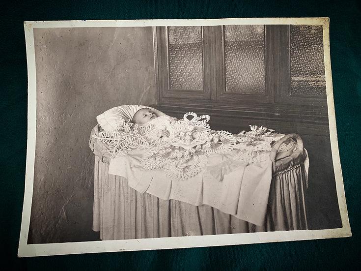 Post Mortem Photograph c1920s