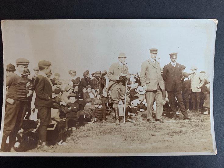 Edwardian Social Gathering