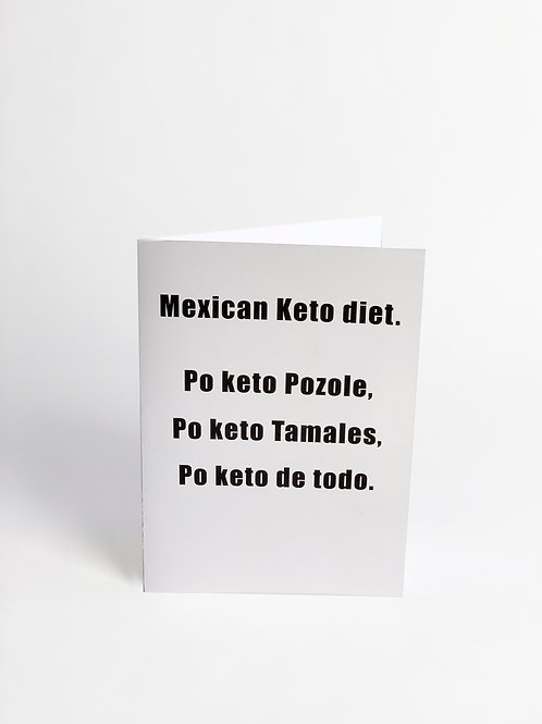 Mexican Keto Diet