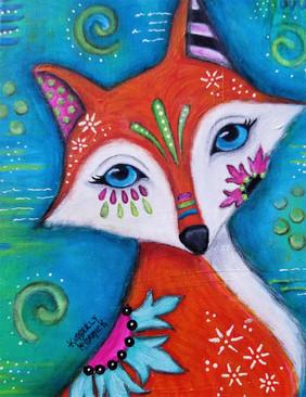 Littlest Fox