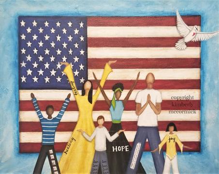"""United States of Praise"""
