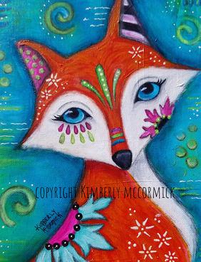 """""""Little Fox"""""""