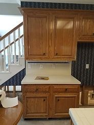Fragrant Cloud - kitchen