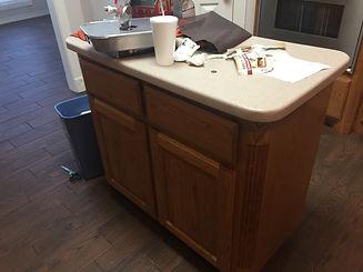 College Station - kitchen