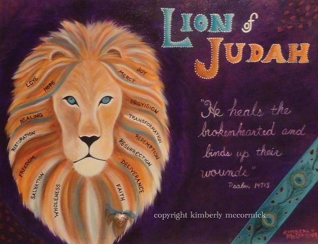 """Lion of Judah"""