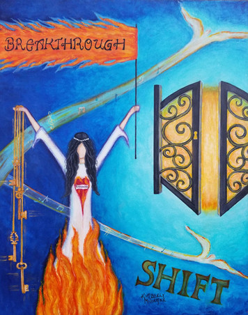 """Breakthrough"""
