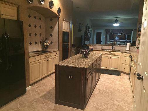 My new kitchen island.JPG