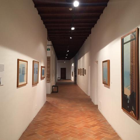 Mostra Piero Guccione