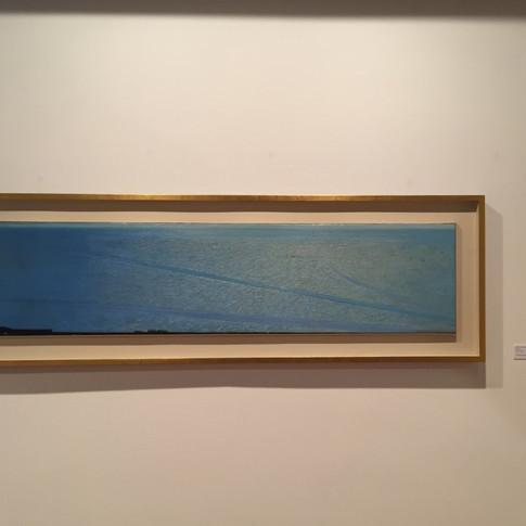 Ombra e le linee del mare, 1974-75