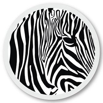 123 Zebra sticker
