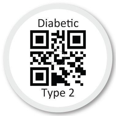 326 QR Diabetic type 2