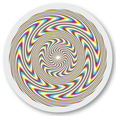 152 Illusion sticker (klistermärke till Freestyle Libre sensor)