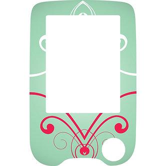 513 Green pattern reader