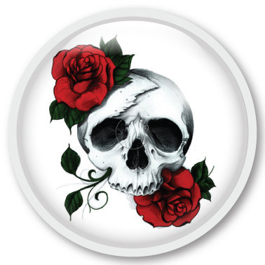 214 Scull n roses