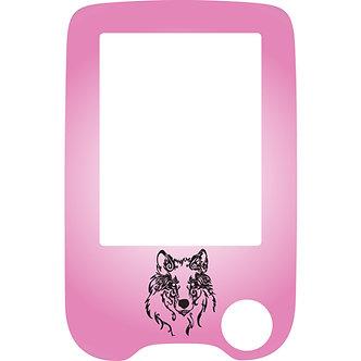 518 Pink wolf reader
