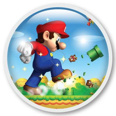 211 Super Mario crash