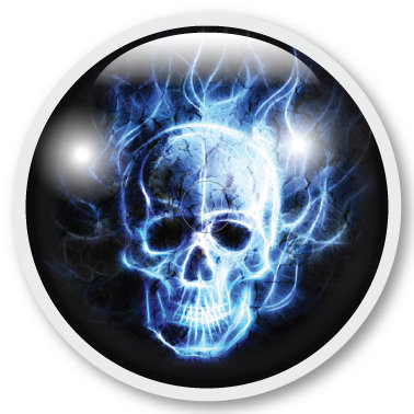 213 Flaming scull