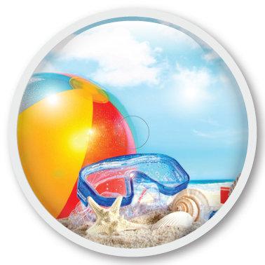 187 Summer beach